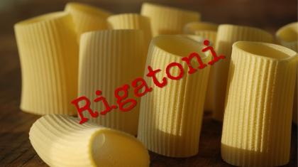 Rigatoni Pasta | Photo ©OCKstyle